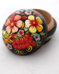Decorative Hand Painted Miniature Box Petrykivka Style Floral 2.3 40722-1